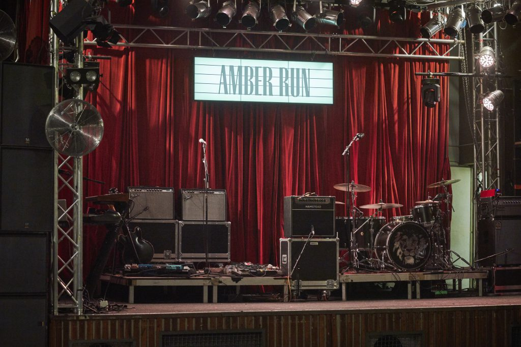 amber run band