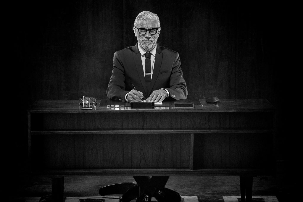 Editorial photo shoot featuring Max Pittion eyewear. Mens eyewear, dapper look